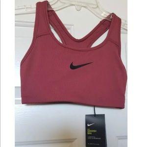 Womens Nike Dri-Fit Swoosh Sports Bra Size X-Small